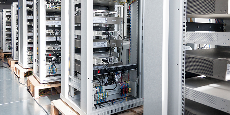 Keeping Your Data Center Clean